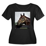 SEATTLE SLEW Plus Size T-Shirt