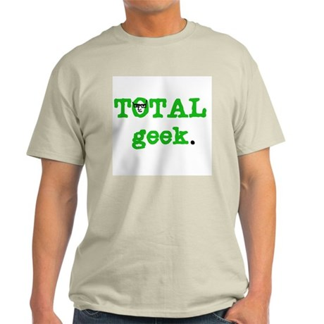 Total Geek Light T-Shirt
