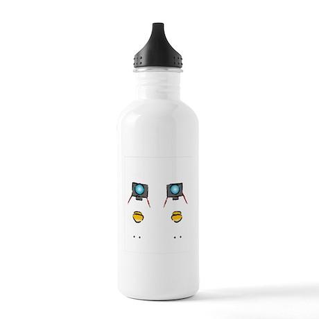 wtd flipflop 3 Stainless Water Bottle 1.0L