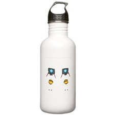 wtd flipflop 3 Water Bottle
