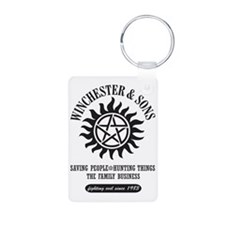 winchester_and_sons3revisi Keychains