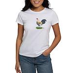 Blue Gold DW Cock Women's T-Shirt