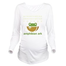Preserve, conserve,  Long Sleeve Maternity T-Shirt
