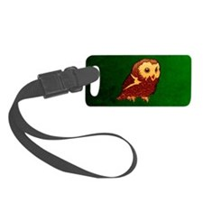 miniOwlet Luggage Tag
