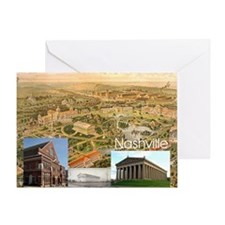 nashville1b Greeting Card