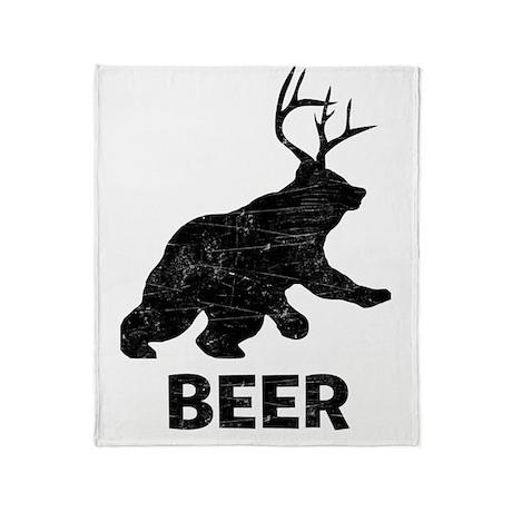 beer1 Throw Blanket