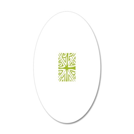 Sami-Apple-iphone3G_case 20x12 Oval Wall Decal