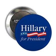 "Hillary for President 2.25"" Button (10 pack)"