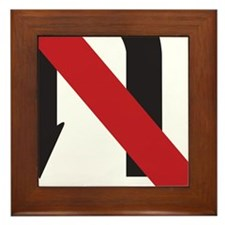 NoUTurn-iPad2_Cover-1 Framed Tile