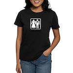 Funny Wedding Women's Dark T-Shirt