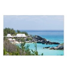 Bermuda. East Whale Bay b Postcards (Package of 8)