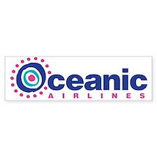 Oceanic Airlines Sticker (Bumper)