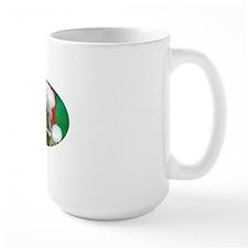 Cairn Terrier Santa-ceramic mug Mug