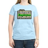"""Underpaid Employee!"" Women's Color Tee"