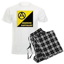 ANARCHO CAPITALIST pajamas