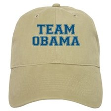 Team Obama Baseball Cap