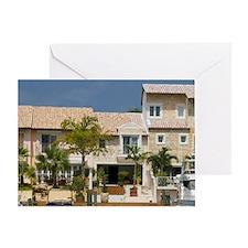 Dominican Republic, Casa de Campo, M Greeting Card