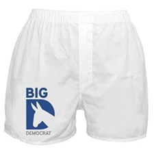 Big-D-Democrat Boxer Shorts