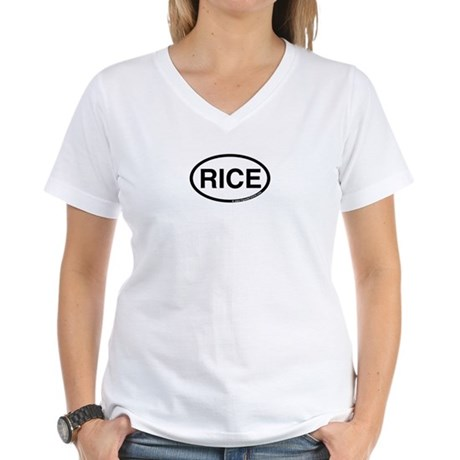 Ricer Code Women's V-Neck T-Shirt
