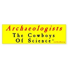 Archaeologists The Cowboys Of Science #SB