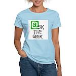 @sk the Geek Women's Light T-Shirt