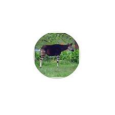 okapi Mini Button (10 pack)