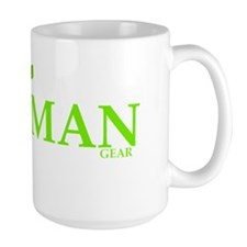 New HitMan Gear Logo lime green Mug