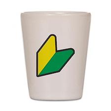 wabaka Shot Glass