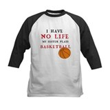 No Life....Basketball Tee
