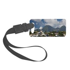 MARTINIQUE. French Antilles. Wes Luggage Tag