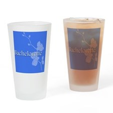 blue_orchid_btn bachelorette Drinking Glass