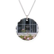 Zak in the window Necklace