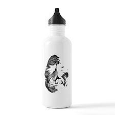 2000x2000sittingbull2c Water Bottle