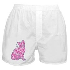 ScribbleFergusWithHeart Boxer Shorts
