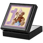 Teddy Bear 1 Keepsake Box