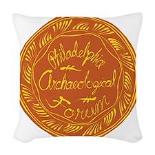 PAFlogoColor us Woven Throw Pillow