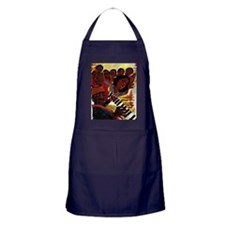 MUSIC SERIES #3D Apron (dark)
