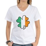 Vintage Irish Shamrock Shirt