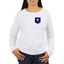 USCG Reserve TC3<BR> Women's T-Shirt 1