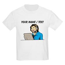 Custom Travel Agent T-Shirt