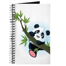 Panda on Tree Journal