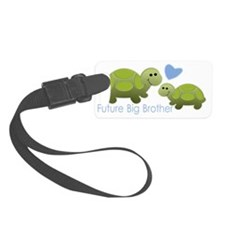 brother turtle3 Luggage Tag