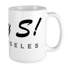 T Shirt Logo Coffee Mug