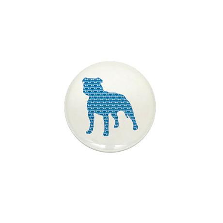 Bone Staffordshire Mini Button (100 pack)