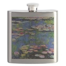 MONETWATERLILLIESprint Flask