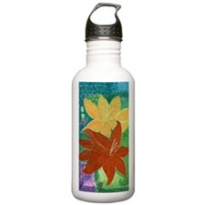 day lilies Water Bottle