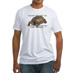 Valuable Pet Lesson #6 Fitted T-Shirt