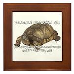Valuable Pet Lesson #6 Framed Tile