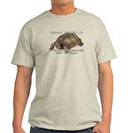 Valuable Pet Lesson #6 Light T-Shirt