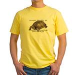 Valuable Pet Lesson #6 Yellow T-Shirt